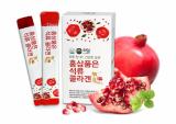 Pomegranate collagen jelly containing red ginseng _ChungCheong K_VENTURE Fair_Republic of Korea_