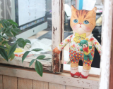 A cat doll No.2