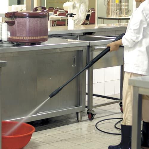 sterilizing washing machine