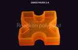 PVC Rubber Mould GRASS PAVER