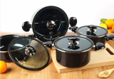 Aluminum Diecasting Cookware with Induction _ low pressure pot