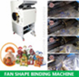 Bread packing machine