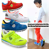 Paperplanes Kids Sneakers PK7710