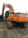 Used construction machine