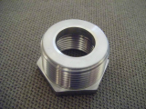 stainless ASTM A182 F316H hex head bushing