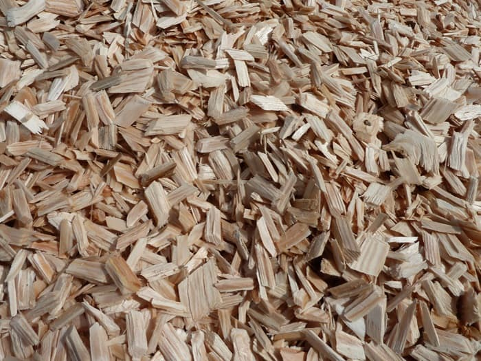 We have to sale of the wood chips and logs for MDF,power