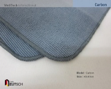 Microfiber cleaning cloth- Carbon