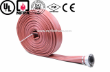 canvas fire sprinkler flexible hose PVC durable pipe price