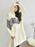 Dress_ Leopard_ Hood_ Long Dresses