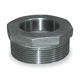 stainless ASTM A182 F316N hex head bushing