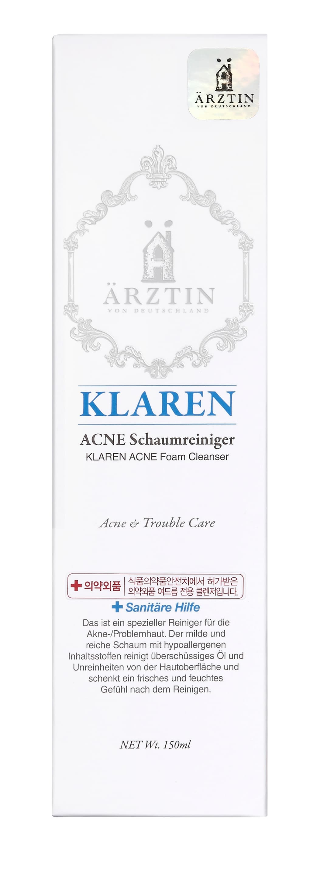 KLAREN ACNE Foam Cleanser