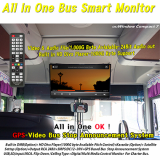 GPS-Bus Stop Announcement system 42 inch