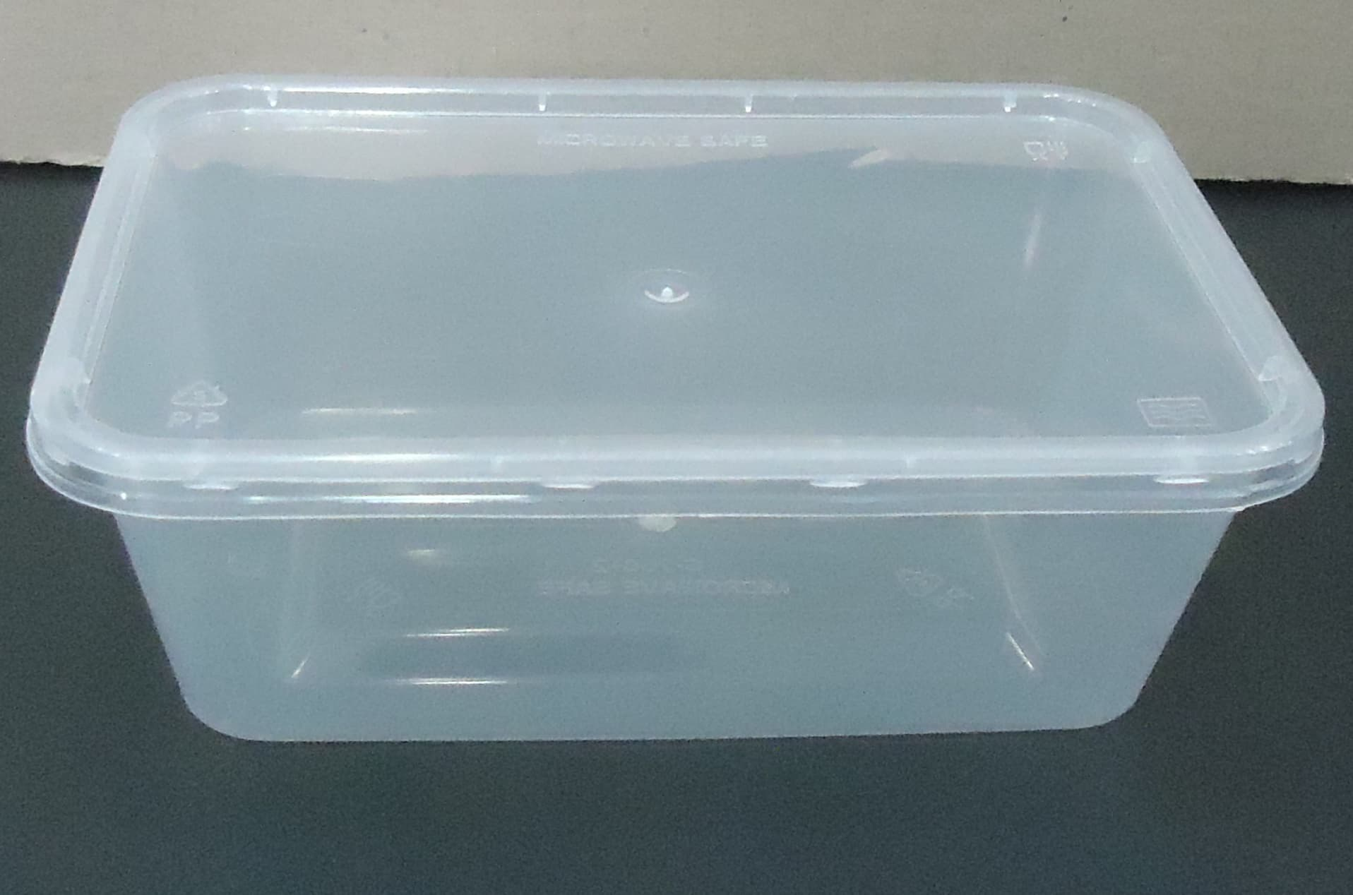 Take Away Food Container Disposable Container