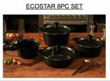Aluminum Diecasting Cookware 4PC SET for Korean TV home shop