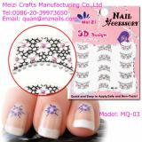 3D Nail Art :: Nail Sticker :: Nail Seal  :: Nail Decor