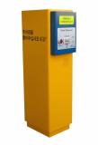 Parking System - Ticket Dispenser