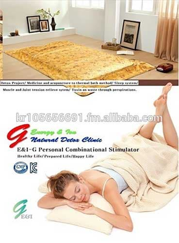 Thermothraphy mattress