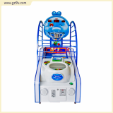 Coin Operated Kids Basketball Machine