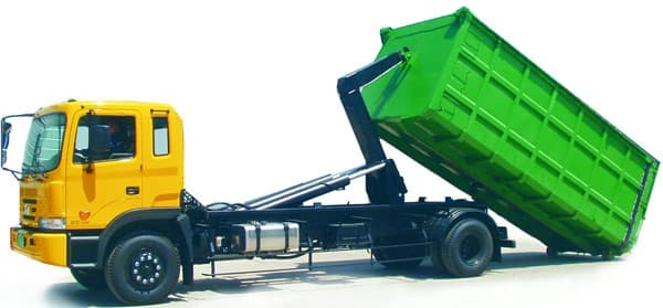 Manure Truck Rolled : Armroll truck ton from kubo international corp