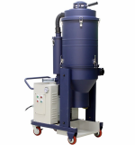 Three phase large cleaners