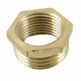stainless ASTM A182 F316 hex head bushing