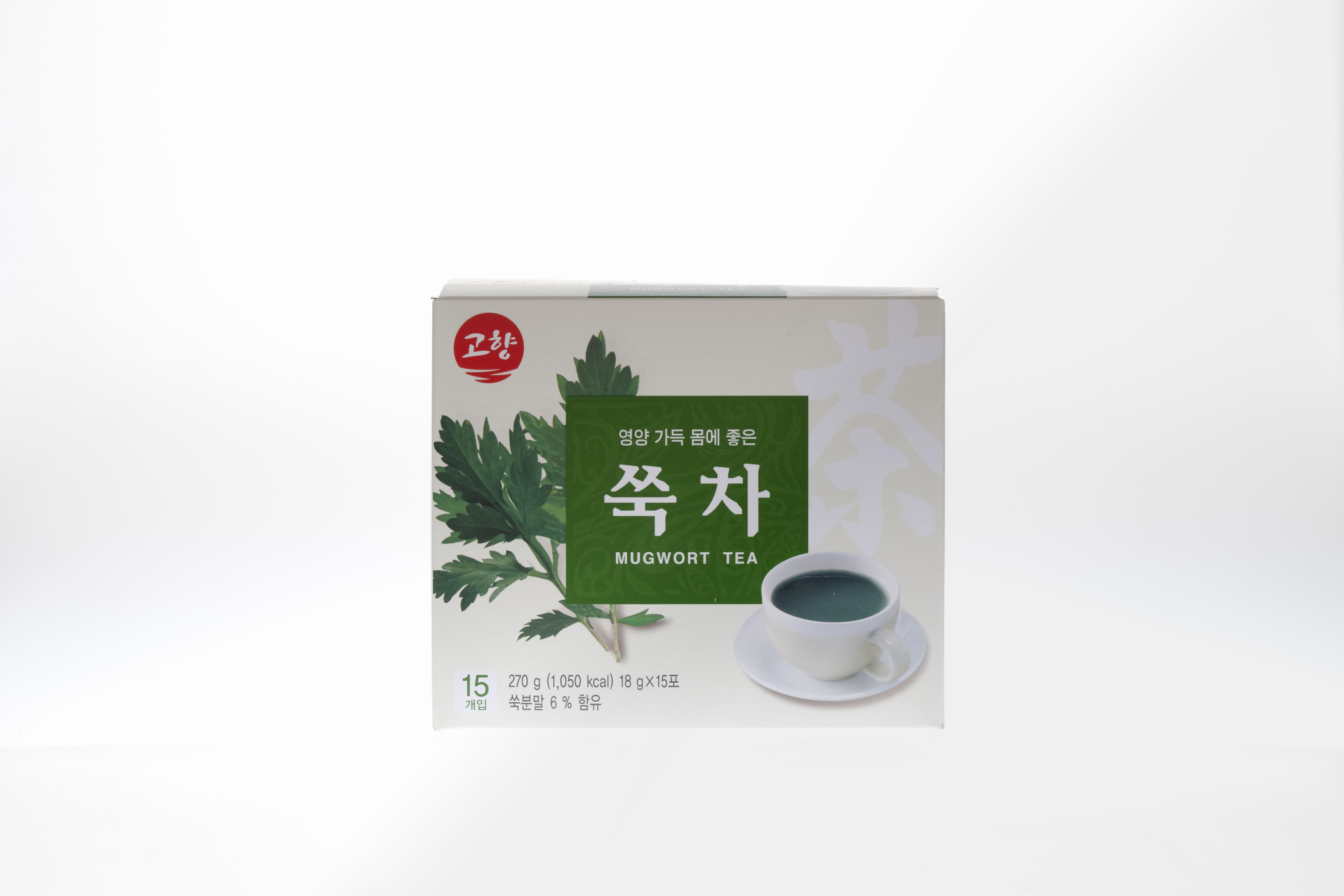 mugwort tea | tradekorea