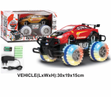 4 Channal RC Cars with color light