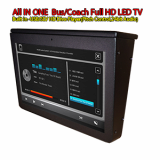 Charter Bus LCD Monitor 24 inch