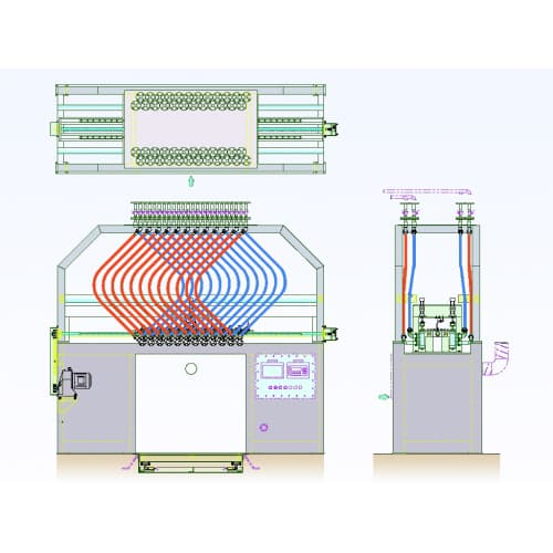 Color Dosing System