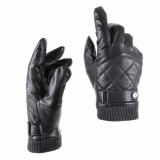 LEATHER DRESS GLOVE_FASHION GLOVE_