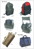 Backpack,Chair,Travel Bag