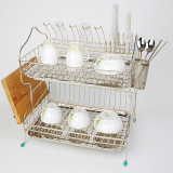 Super wide 2 tier Dish Rack