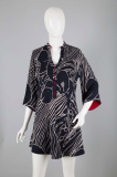 HY14FTN600-Exotic Tunic by Helen Young Design