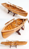 Wooden Model Boat Whitehall Tender Medium