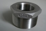 stainless ASTM A182 F304ln hex head bushing
