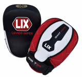 Leather Focus Pads Hook And Jab Boxing Kick Curved