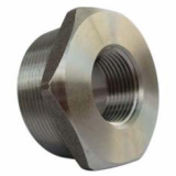 stainless ASTM A182 F304l hex head bushing