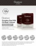 Cleomee Donkey Real Milk Oil Mask