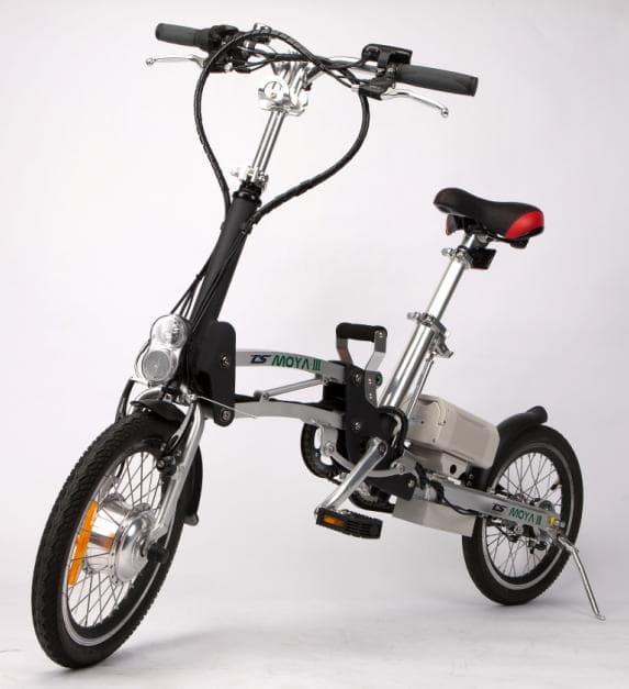 Foldable Electric Bicycle_ 16inch electric bicycle_ folding
