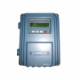 Sell fixed installatin type ultrasonic flow meter with clamp on transducers