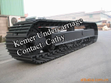 Steel track undercarriage manufacturer
