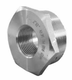 stainless ASTM A182 F304 hex head bushing