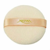 Cotton face powder puff