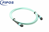 MTP_MPO Armored Mini Optic Fiber Patchcord