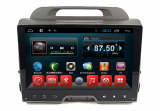 Android In Car Multimedia Player for Kia Sportage Quad Core