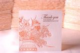 [Single Card -A2] Letterpress Card