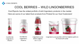 LINGONberries _wild_ Powder_ ConcentrateBx65_ FINLAND