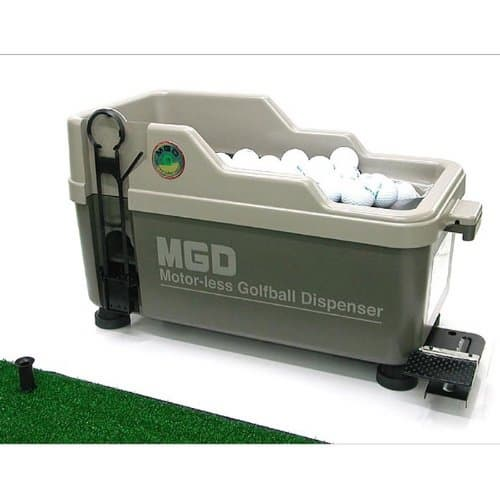 Motorless Golf ball Dispenser