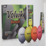 3piece bismuth color golf ball