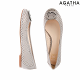 -Agatha- Signature Cut Out Small Punching Fla